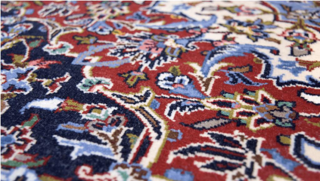 rugs bleed